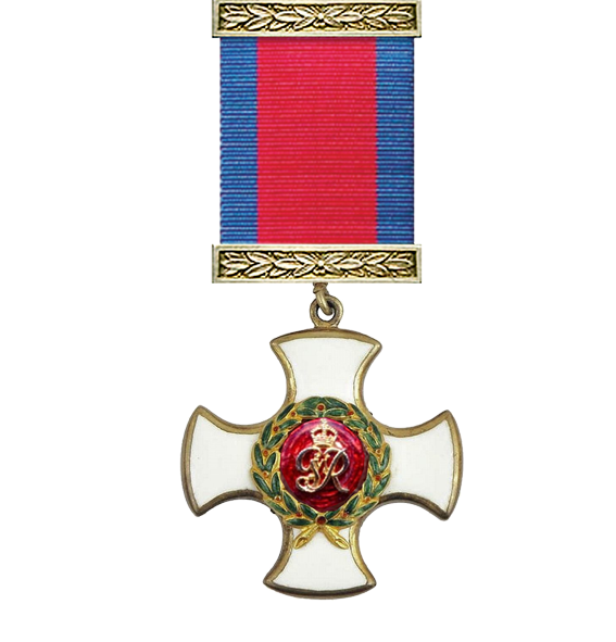 xDistinguished Service Order GVI 2nd type 1948