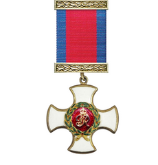 Distinguished Service Order GVI 2nd type 48 52