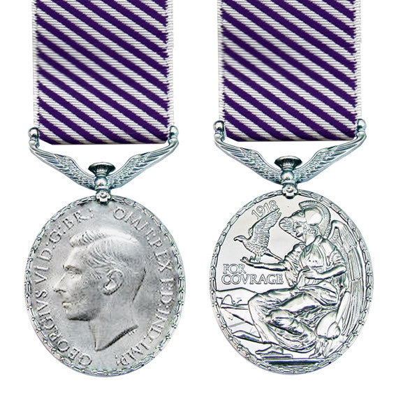 distinguished flying medal GVI