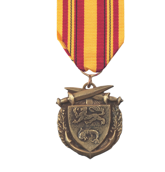 The Dunkirk Commemorative Medal and Ribbon