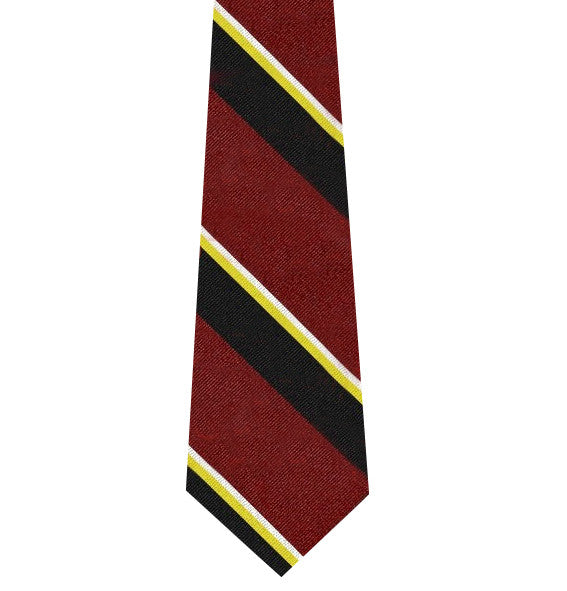 East Yorkshire Regiment (Duke of York's Own) Polyester Tie