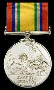 Eastern Service Commemorative Medal