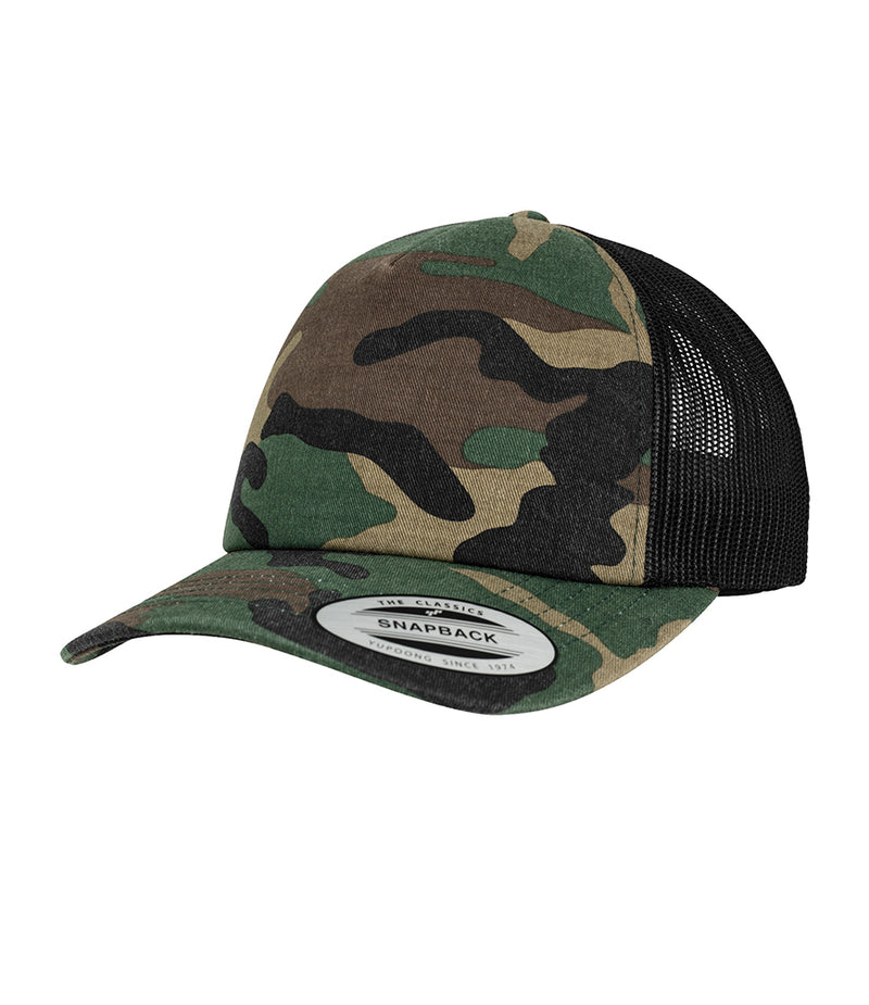 British Army Crossed Swords Cameo Baseball Hat