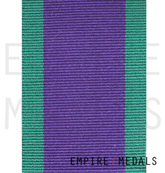 General Service Medal Ribbon - Roll Stock