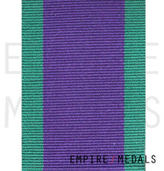 CSM Medal Ribbon 1962 Onwards