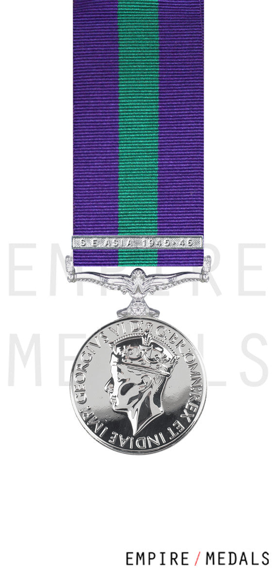 General-Service-Medal-South-East-Asia-1945-46-Miniature