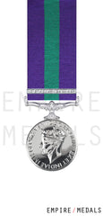 General Service Medal South East Asia 1945-46 Miniature