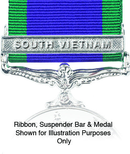 GSM South Vietnam Clasp
