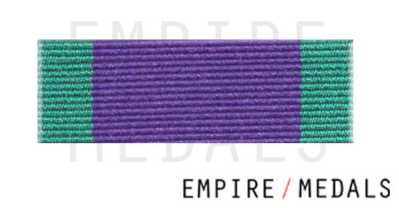 GSM 1962 Onwards Medal Ribbon Bar