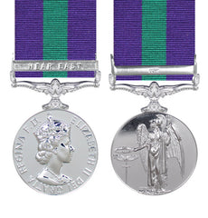 General Service Medal EIIR Near East
