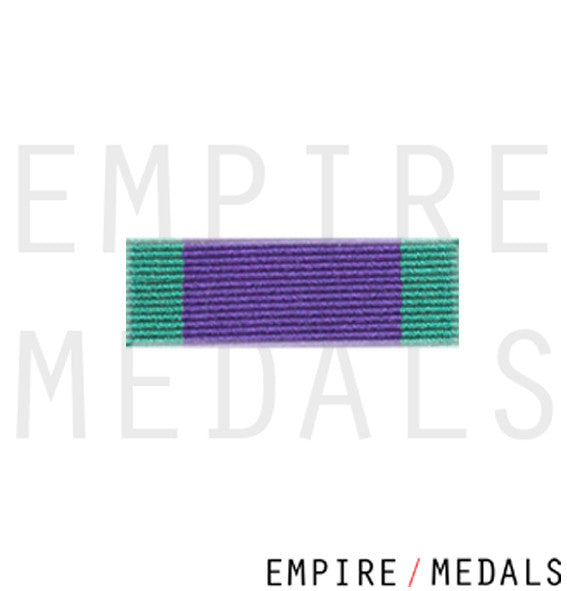 GSM Northern Ireland Medal Ribbon Bar