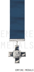 George Cross Miniature Medal