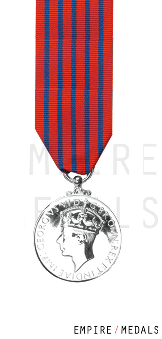 George Medal Miniature