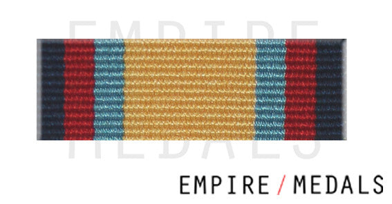 Gulf Medal Ribbon Bar