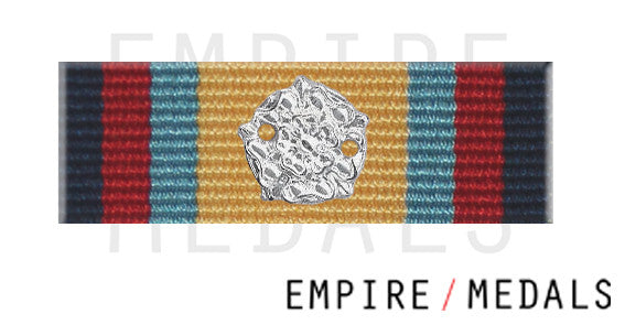 Gulf Medal Ribbon Bar with Rosette