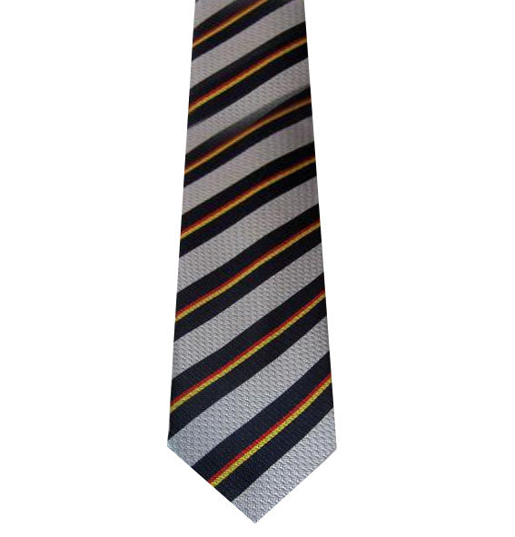 3rd Carabiniers (Prince of Wales's Dragoon Guards) Silk Tie