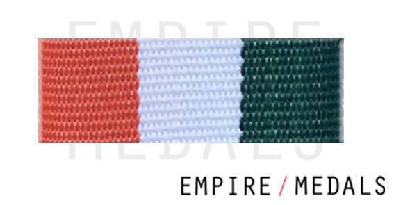 India Independence Medal Ribbon Bar