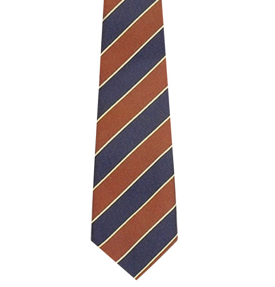 Indian Army General Polyester Tie