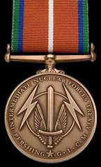 Intermediate Nuclear Forces Treaty Commemorative Medal