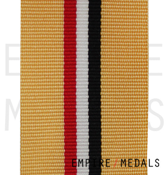 Iraq Op Telic Medal Ribbon