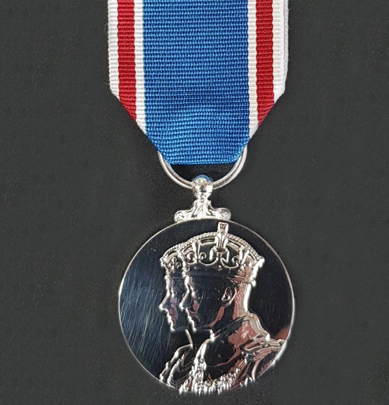 The 1937 Coronation Medal
