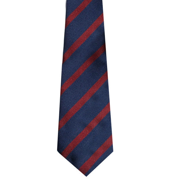 King's Regiment (Liverpool) Polyester Tie