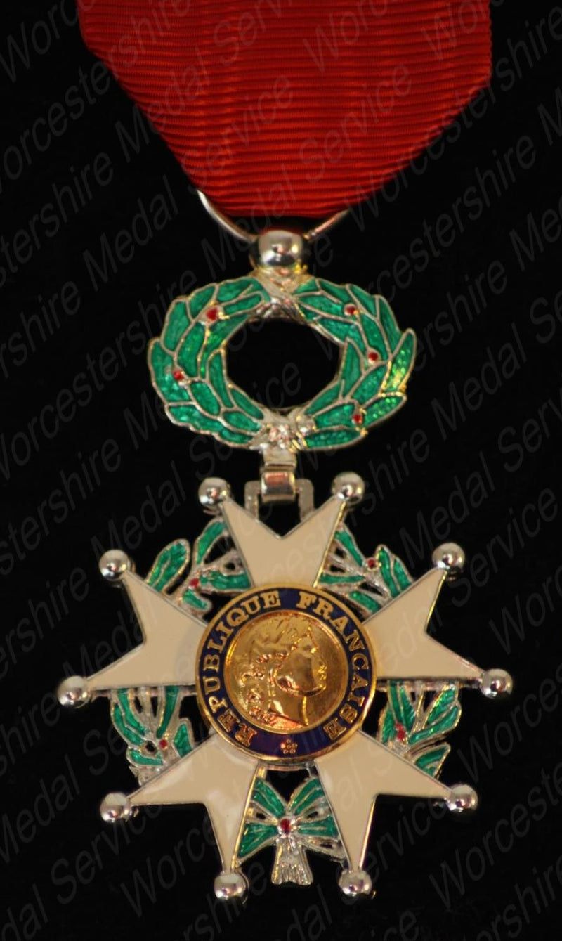 France - Legion d'honneur (Chevalier) Full Size Medal