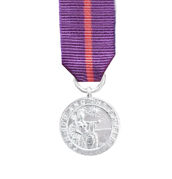 Medal of the Order of the British Empire