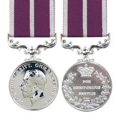 Meritorious Service Medal 1916-17