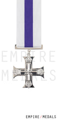 Military Cross EIIR Miniature