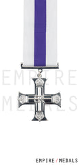 Military Cross GVI Miniature