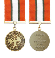 Multi National Observers Sinai Full Size Medal