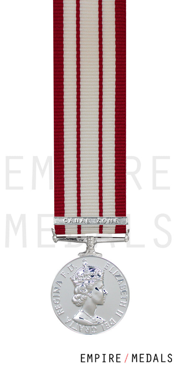 Naval-General-Service-Miniature-Medal-Canal-Zone