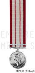 Naval General Service Miniature Medal 1915-1962 GVI South East Asia