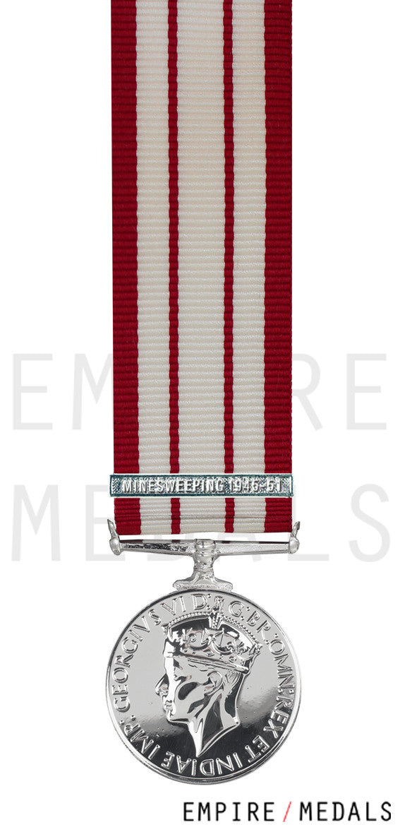 Naval-General-Service-Miniature-Medal-1915-1962-GVI-Minesweeping-1945-51