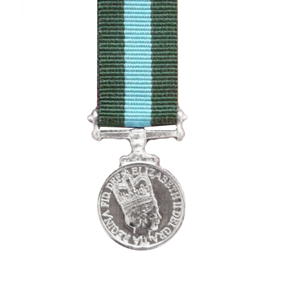 Northern Ireland Home Service Medal
