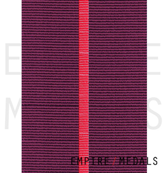 OBE Military first type Medal Ribbon