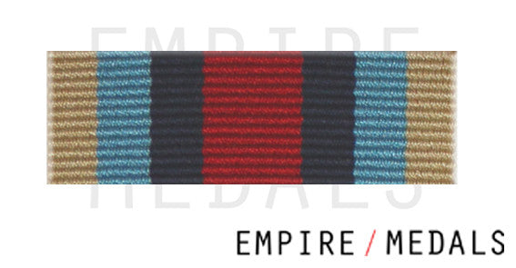 OSM Afghanistan Medal Ribbon Bar