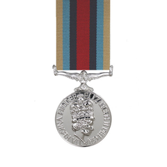 OSM Afghanistan Miniature Medal with Afghanistan Bar