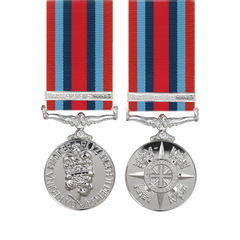 OSM Democratic Republic of Congo Miniature Medal