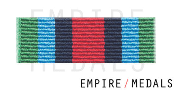 OSM Sierra Leone Medal Ribbon Bar