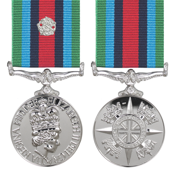 the operational service medal for sierra leone