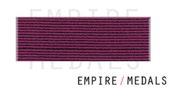 Obe Civilian first type Ribbon Brooch Bar with crossed leaves