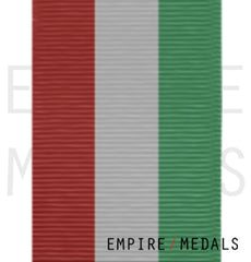 Oman General Service Medal Ribbon Full Size