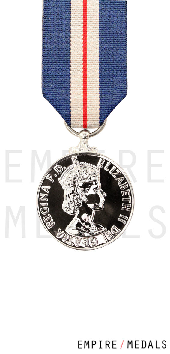 Queens Gallantry Medal Miniature