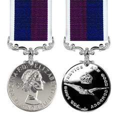 RAF Long Service & Good Conduct Medal