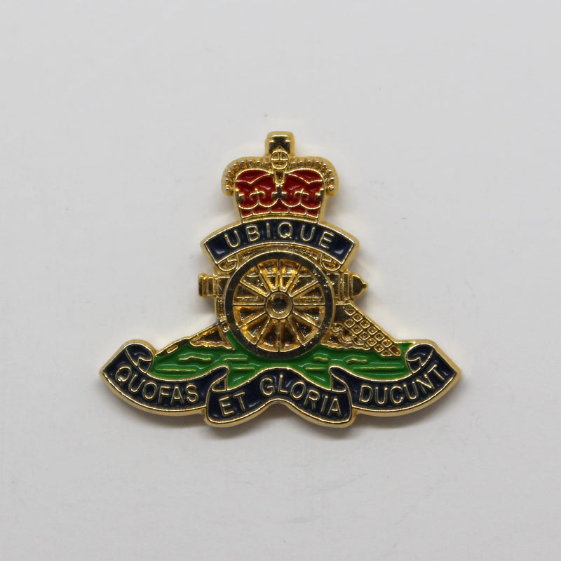 Royal Artillery Lapel Badge