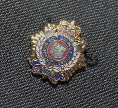 Royal Logistics Corps Lapel Badge