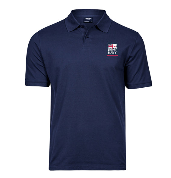 Royal Navy Logo Polo Shirt