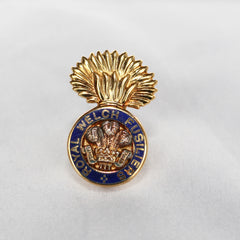 Royal Welsh Fusiliers Sweetheart Brooch